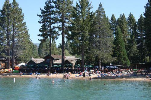 Scenery - Party Boat Lake Tahoe
